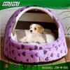 fancy folding soft sponge luxury cute cat bed dog bed
