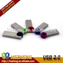 Wholesale 4GB Metal USB Flash Stick With Logo Printing