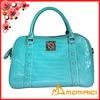 3 Colors crocodile pu leather travel bag/handbag/traveling bag/shoulder bag