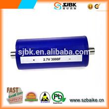 Ultra Capacitor 3000F 2.7V SCREW BCAP3000 P270 K04