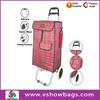 Fashion design new style trolley travel luggage bag travel bag with wheels