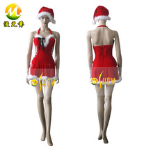 cosplay costumes Sexy Santa Halloween Party cosplay Costume for sale