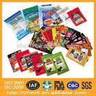gravure printing and laminated plastic flexible packaging seasonings sachet packaging