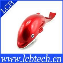 Mini Body Massage Handheld Electronic Dolphin Body Massager hammer