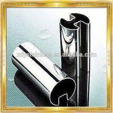 ASTM A554 tube 304 316 stainless steel sliding glass shower door handles manufacturer