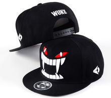 New Fashion Unisex Hats Snapback Hip-Hop Adjustable Baseball Basketball Cap