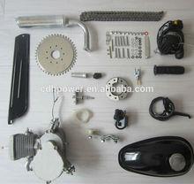2 stroke Kit Motor Bicicleta 80cc/Motorized bicycle engine kits/ CNC machine