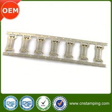 OEM brass and stainless steel terminal,stainless steel terminal stamping factory