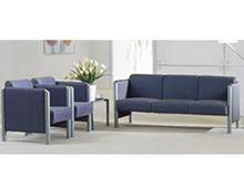 Oem / ODM mais recente Design de moda de luxo sala de estar mobiliário l forma sofá