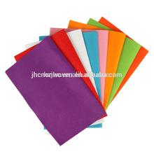 high quality Needle Punched acrylic felt sheet