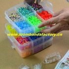 2014 new fashione style rainbows loom refills bands