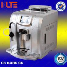 different colors automatic espresso coffee machine