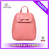 wholesale china cheap leather backpack ,women leather backpack for 2015
