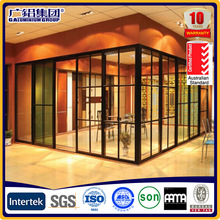 Chine top aluminium profil fabricants exposition partition