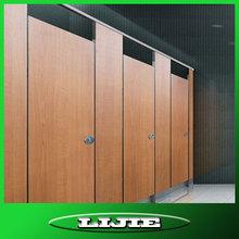Lijie brand phenolic resin compact laminate toilet door