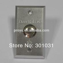 elegant design door button switch with Aluminum alloy Material PY-DB4