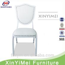 Foshan banquet aluminum steel chair