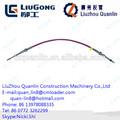 eje flexible l900 54c0026 para liugong cargador de piezas