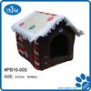 Low price christmas chocolate pet house