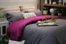 100% Cotton Reactive Printed Modern Design children cotton bedding set