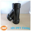 2*11/2*11/2 inch wye reducing PVC pipes for pvc pipe fitting