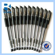 china gel pen factory gel pen in balck link pen