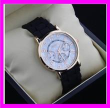 JC3334 Popular boys and girls geneva quartz jelly wrist watch