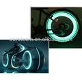 7 led de vélo roue à rayons de lumière de sécurité