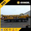 25 ton Truck Crane QY25K5-I XCMG utilizado camiones para la venta en los estados unidos