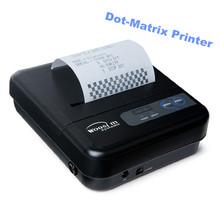WOOSIM PORTI-SD40 wireless dot matrix mini 2'' receip printer