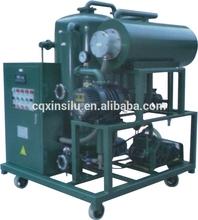 Vacuum waste oil regeneration equipment