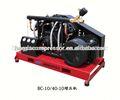 Surpresseur d'air comprimé 70 cfm 870 psi