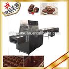 High Quality Factory Price Sugar Or Chocolate Coating Machine /Chocolate Enrobing Machine