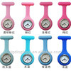 fashion new silicone nurse watch,oem hot sale with many colors