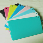 Colorful for iPad 5 TPU Protective Smart Cover