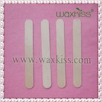 Beauty Disposable big Wooden Waxing Application Spatulas