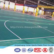 Indoor basketball court mat removable basketball court