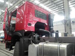 Lowest price 6x4 howo dump truck for sale,similar to mack trucks