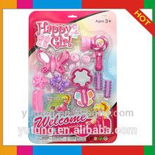 Niñas juguetes de plástico, Belleza Set juguetes, Juguetes de la muchacha