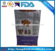 heat seal disposable plastic food packaging