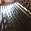 Galvanisé tôle ondulée/tôle d'acier pour toitures