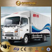 JAC N-Series container 10t mini cargo van