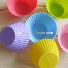 non-stick muffin cupcakes silicone design