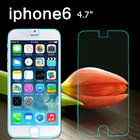 Hot SELLING !!! Tempered Glass Film For iphone 6 Screen Protector for iPhone 6 4.7""