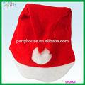 yiwu venda direta da fábrica personalizado festa chrismas feliz natal chapéu longo