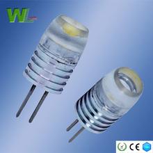 Hot selling LED G4 12V 2W G4 LED 12V DC