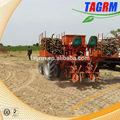 Marca de mandioca plantador/mandioca semeadora de plantio máquina 2 amsu para