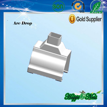 Happiness pvc down spout fitting china manufacturer roofing using Rain Carrying System