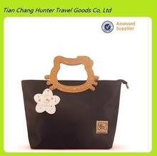 2014 Hot sale fashion elegant hello kitty ladies shopping bag