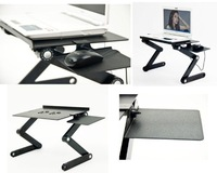 Modern simple folding computer desk table for boys